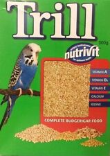 Trill Budgie Seed- x3 Pack 500g