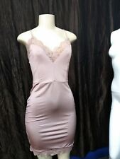 Ladies Slip body smoothing fit, size small/medium. Champagne color.