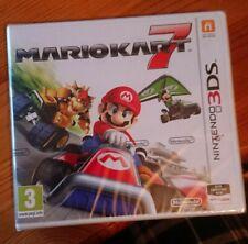 Brand New Sealed Mario Kart 7 (Nintendo 3DS, 2011) PAL