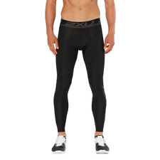 2XU Black Base Layer Workout Gym Running Compression Tights SIZE XS