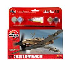 Airfix-A55101-Curtiss Tomahawk IIB Starter Set - 1:72