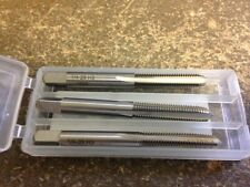 1/4-28 GH3 4 FLUTE HIGH SPEED STEEL 3 PIECE TAP SET