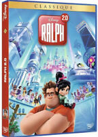 DVD ☆ RALPH 2.0 ☆ WALT DISNEY ☆  OCCASION