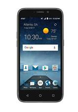 AT&T Prepaid 4G Smartphone Phone Unlimited Calling Telefonos Celulares 8GB SALE