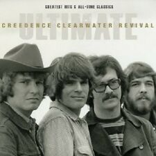 CREEDENCE CLEARWATER REVIVAL - GREATEST HITS & ALL-TIME CLASSICS 3 CD POP NEW+