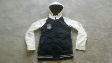 Special Blend Womens Small Jacket Coat  white and black