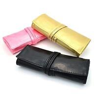 PU Leather Bag For Women 7 Pcs Professional Makeup Brush Set Cosmetic Tool