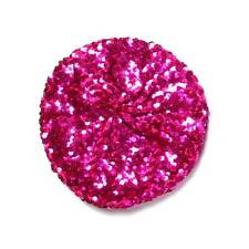 Fashion Lady Women Warm Shining Sequins Beret Beanie Slouch Hat Party Cap