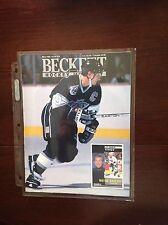 Beckett Hockey Magazine, Issue #19 May 1992 Wayne Gretzky On Cover