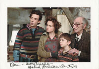 HELENA BONHAM CARTER Signed 12x8 Photo CHARLIE AND THE CHOCOLATE FACTORY COA