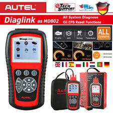 2019 Autel Diaglink KFZ OBD2 Diagnose Gerät Code Reader Scanner Öl EPB ABS SRS