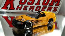 2002 FORD MUSTANG LIMITED EDITION CUSTOM ADULT COLLECTIBLE 1/64 SCALE DIECAST