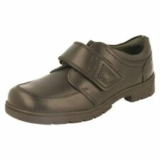 Start-rite Leather Upper Shoes for Boys with Hook & Loop Fasteners