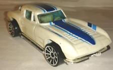 Corvette stingray blanche dragster hotwheels 1/64 neuve new Hot Wheels