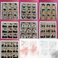BTS Official Photo Card ALL MEMBER 7 PCS 3rd Album IN THE MOOD FOR LOVE ITMFL