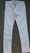 Ladies Topshop Moto Baxter jeans pale blue mauve,10 12, W30 L30 BNWOT NEW Women