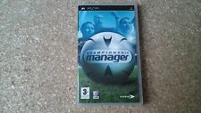Championship Manager (Sony PSP, 2005)