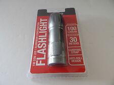 Wolverine Mini Aluminum 100 Lumens LED FlashLight New