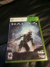 * HALO 4 * FOR XBOX 360 * 2 DISC SET AND CASE * GENTLY USED *