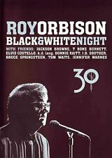 ROY ORBISON Black & White Night 30 DVD/CD BRAND NEW NTSC Region All