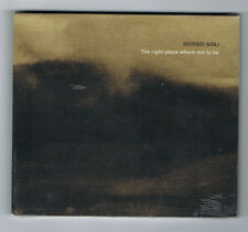 GIORGIO GIGLI - THE RIGHT PLACE WHERE NOT TO BE - 8 TITRES - 2015 - NEUF NEW NEU