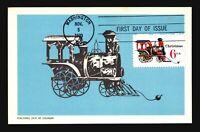 US SC# 1415 on FDC Colorano Maxi Card - Z16299