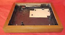 1 x plinthe et fond occasion platine disques Philips 22 GA 408
