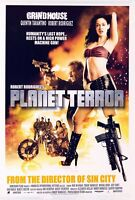 "PLANET TERROR Movie Poster [Licensed-NEW-USA] 27x40"" Theater Size (Grindhouse)"