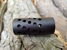 NEW! Ruger 10/22 spiral compensator in MATTE BLACK .920 Bull / Target barrels!