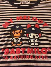 A Bathing Ape RARE T-Shirt Bape & Sanrio Collaboration