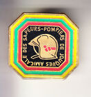RARE PINS PIN'S .. POMPIER FIRE CASERNE CASQUE JOUQUES 13 ~CD