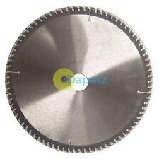 "250mm TCT Aluminium Circular Saw Blade Mitre Bench Rip 10"" Bore 30mm 25mm"