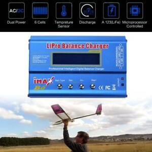 LiPo/NiMh Akku +5A Netzteil Genuine Original,iMax B6 Ladegerät 1s-6s Multifunkt