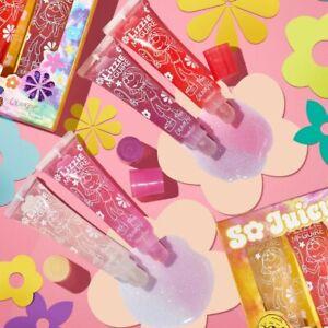 Colourpop Lizzie McGuire So Juicy Glitter Glosses Set Gordo Miranda Ethan Craft