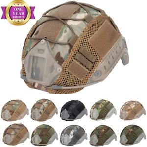 Militärischer Taktischer Helm Für Schnelle Mh Pj Bj Helm Airsoft Jagd Army Neu