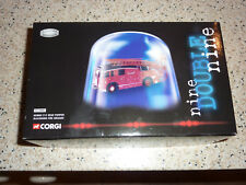 Corgi CC13001. Nine Double Nine. Dennis F15 Rear Pumper. Blackburn Fire Brig