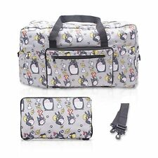 Finex My Neighbor Totoro Foldable Easy-to-carry Travel Bag for airplanes luggage