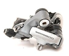 Shimano 600 RD-6401 8 Speed Road Bike Rear Derailleur Short Cage SIS Integrated
