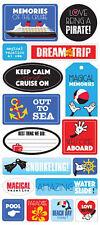 Splash of Color Stickers Magic Cruise    B11