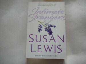 SUSAN LEWIS PAPER BACK NOVEL - INTIMATE STRANGERS