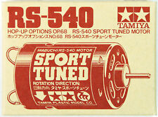 Tamiya 53068 (OP068) RS-540 Sport Tuned Motor