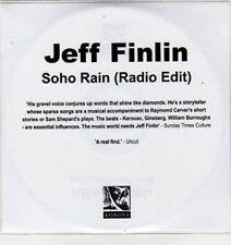 (BS425) Jeff Finlin, Soho Rain - DJ CD