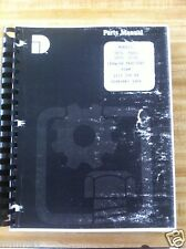 International Ih Dresser Td7G Td8G 100G 125G Crawler Dozer Parts Book Manual