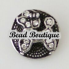 Genuine Snap It Button Charm Fits Interchangeable Style Jewelry Bracelet