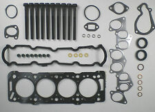 HEAD GASKET SET BOLTS 306 406 806 DISPATCH EXPERT ZSARA XANTIA ZX 1.9TD TURBO