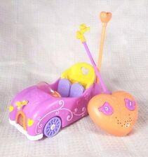 2010 Hasbro My Little Pony PINKIE PIE'S Remote Control Car Works Batteries Incl.