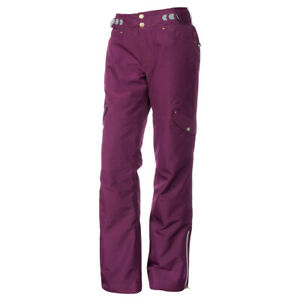 Klim Aria Snowmobile Pants Purple Womens All Sizes