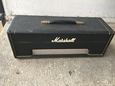 1960s MARSHALL EMPTY SMAL BOX PLEXI 50 WATT 1985 1987 SUPER LEAD BASS JTM JMP