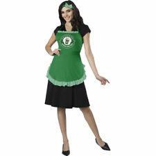 Mommy and me Barista Apron Kit Women's Halloween Costume, One Size