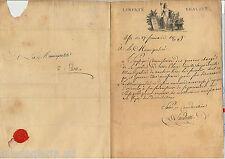 61414 - STORIA POSTALE: Bellissima lettera a ASTI :  Liberte  Egalite  1800